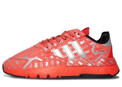 adidas Nite Jogger 3M Redの写真
