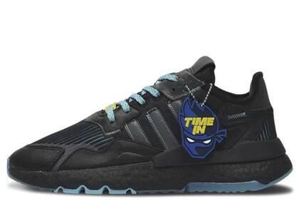 adidas Nite Jogger Ninja Core Blackの写真
