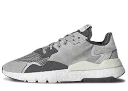 adidas Nite Jogger Triple Greyの写真
