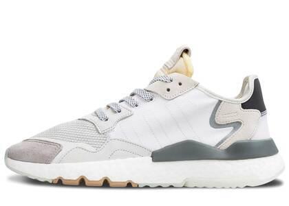 adidas Nite Jogger White Greyの写真
