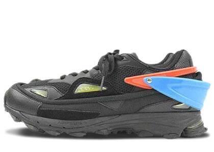 adidas Response Trail 2 Raf Simons Core Black Bright Blueの写真