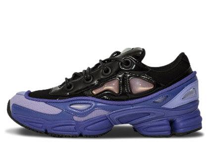 adidas Ozweego 3 Raf Simons Purple Blackの写真