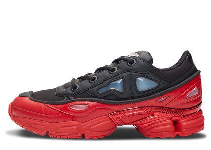 adidas Ozweego 3 Raf Simons Black Scarletの写真