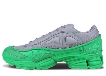 adidas Ozweego Raf Simons Green Greyの写真