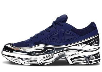 adidas Ozweego Raf Simons Unity Ink Silver Metallicの写真