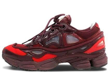adidas Ozweego 3 Raf Simons Burgundyの写真