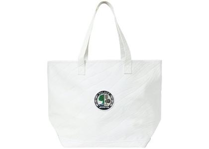 Palace AMG Tote Bag White (SS21)の写真