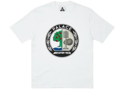 Palace AMG Emblem T-Shirt White (SS21)の写真