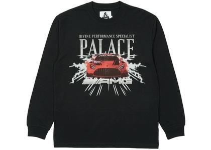 Palace AMG Longsleeve Black (SS21)の写真