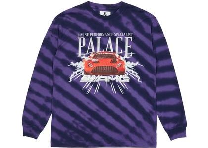 Palace AMG Longsleeve Purple (SS21)の写真
