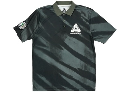 Palace AMG Polo Charcoal (SS21)の写真