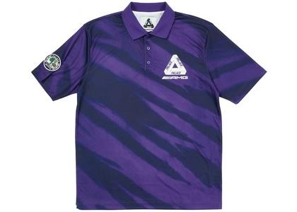 Palace AMG Polo Purple (SS21)の写真