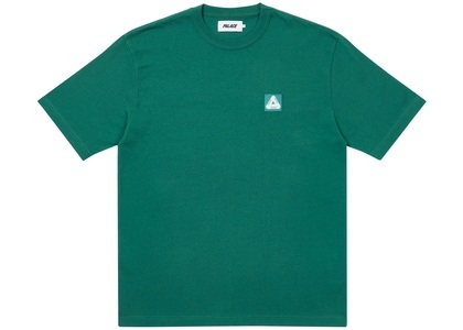 Palace Square Patch T-Shirt Green (SS21)の写真