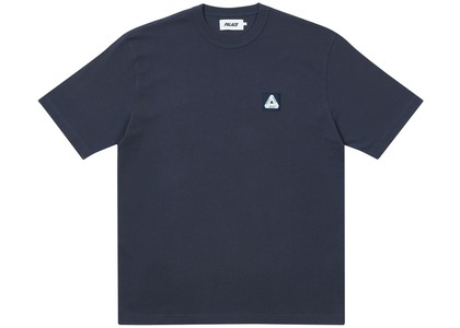 Palace Square Patch T-Shirt Navy (SS21)の写真