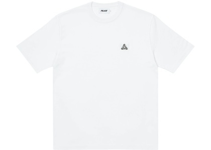 Palace Square Patch T-Shirt White (SS21)の写真