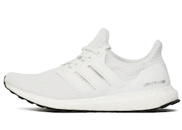 adidas Ultra Boost 4.0 Running Whiteの写真
