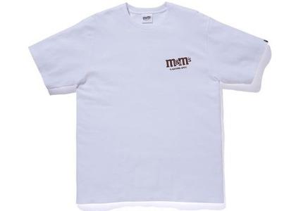 Bape × M&M's Mens Tee White (SS21)の写真