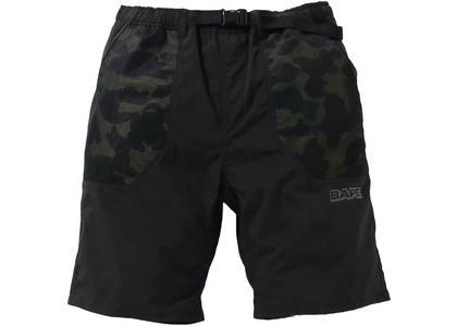 Bape 1st Camo Pocket Shorts Black (SS21)の写真