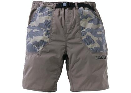 Bape 1st Camo Pocket Shorts Gray (SS21)の写真