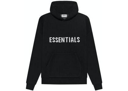 ESSENTIALS Knit Pullover Black (SS21)の写真