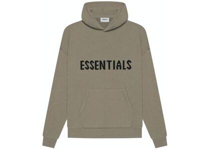 ESSENTIALS Knit Pullover Taupe (SS21)の写真