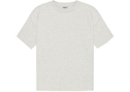 ESSENTIALS T-Shirt Light Heather Oatmeal (SS21)の写真