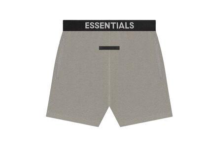 ESSENTIALS Lounge Short Grey Flannel (SS21)の写真