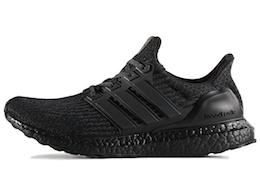 adidas Ultra Boost 4.0 Triple Blackの写真