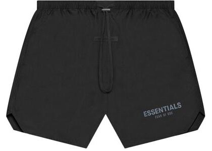 ESSENTIALS Volley Short Black (SS21)の写真