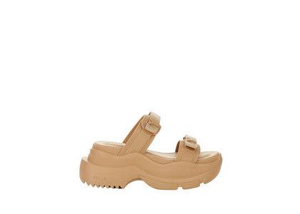 YELLO Naked Single Sneaker Sandals Beigeの写真