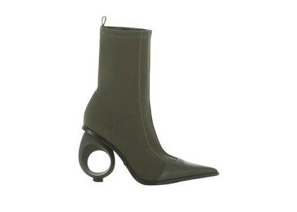 YELLO Bosco Short Boots Blackの写真