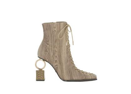 YELLO Evony Short Boots Beigeの写真