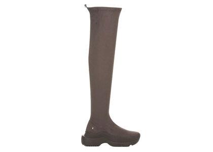 YELLO Cioccolata Sneaker Long Boots Brownの写真