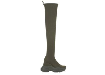 YELLO Moss Sneaker Long Boots Blackの写真