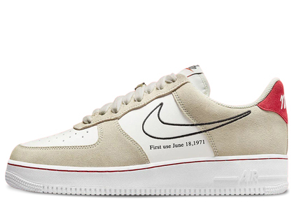 Nike  Air Force 1 07 Low First Use Light Stoneの写真