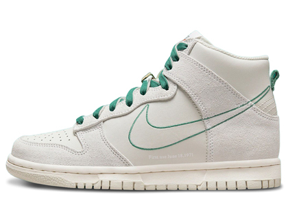 Nike Dunk High First Useの写真