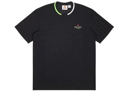 Palace Adidas Golf T Shirt Black (SS20)の写真