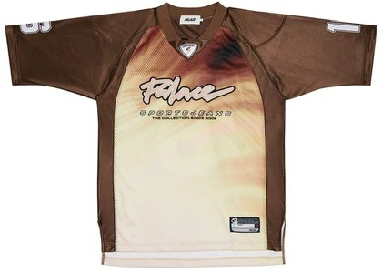 Palace Airtex Roundhouse To The Face T-Shirt Bronze (SS20)の写真