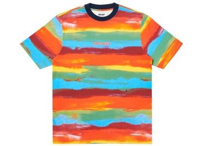 Palace Artisan T-Shirt Multi Bright (SS20)の写真