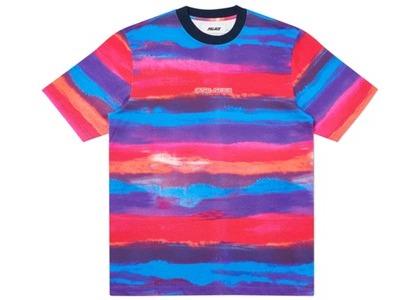 Palace Artisan T-Shirt Multi Dark (SS20)の写真