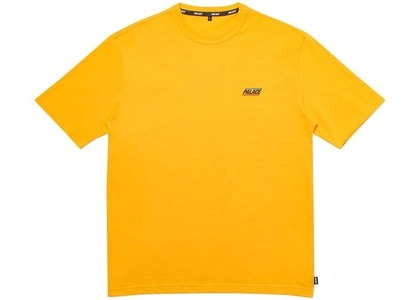 Palace Basically A (SS20) T-Shirt Yellow (SS20)の写真