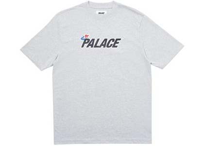 Palace Bunning Man T-Shirt Grey Marl (SS20)の写真