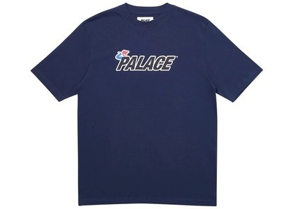 Palace Bunning Man T-Shirt Navy (SS20)の写真