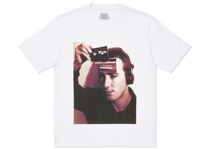 Palace Deckhead T-Shirt Whiteの写真