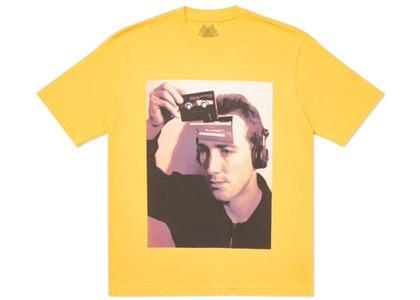 Palace Deckhead T-Shirt Yellow (SS20)の写真