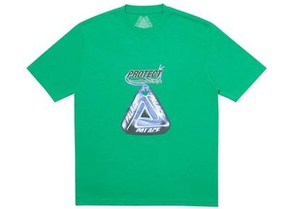 Palace Evil Eye T-Shirt Green (SS20)の写真