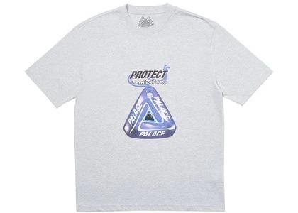 Palace Evil Eye T-Shirt Grey Marl (SS20)の写真