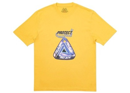 Palace Evil Eye T-Shirt Yellow (SS20)の写真