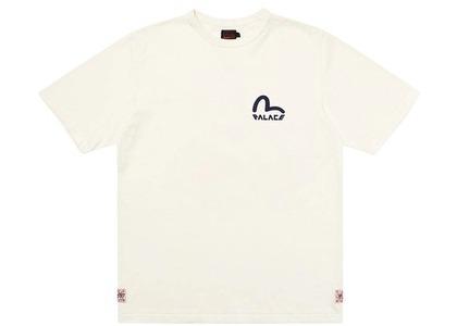 Palace Evisu T-Shirt White (SS20)の写真