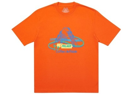 Palace French Ones T-Shirt Red (SS20)の写真